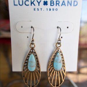 New Lucky Brand Earrings
